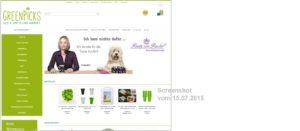 Greenpicks Eco & Upcycling Market mit spezieller Offerte für unsere Aussteller