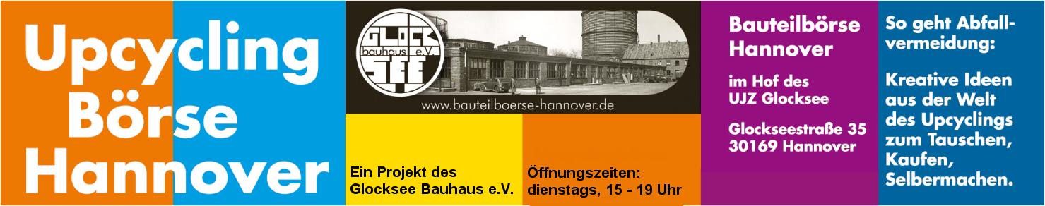 Upcyclingbörse Hannover - Information für Aussteller