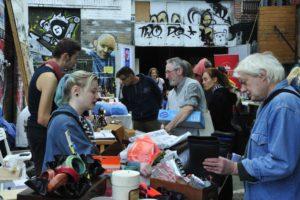 Die Bilder der Upcyclingboerse Hannover 2015