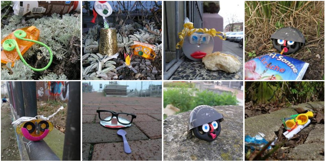 Die Mülli-Familie besucht Linden