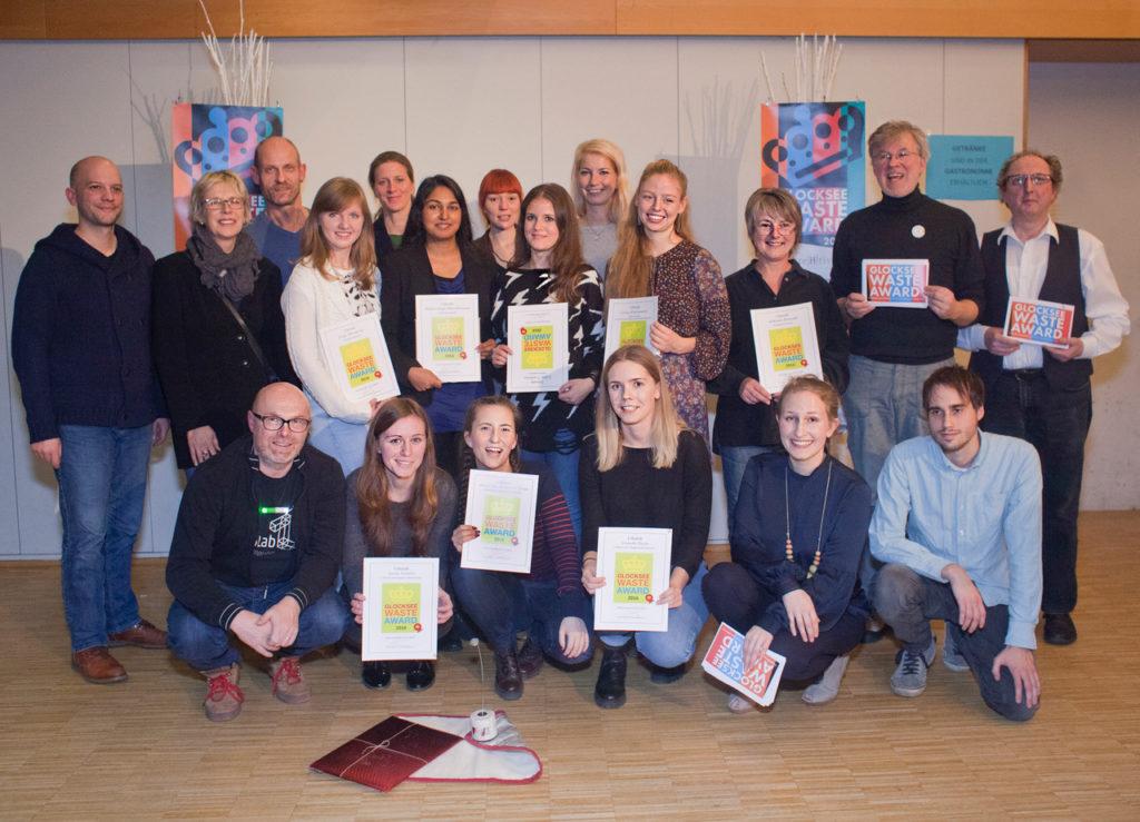 Gruppenbild Glocksee Waste Award