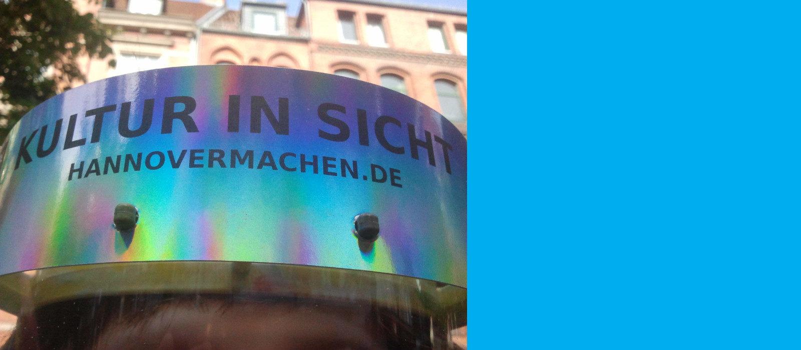 Kultur in Sicht: Kultur-Visier startet in Hannover